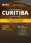 Apostila Download Prefeitura de Curitiba - PR 2019 - Profissional do Magistério - Docência II - História