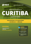 Apostila Download Prefeitura de Curitiba - PR 2019 - Profissional do Magistério - Docência II - Ciências