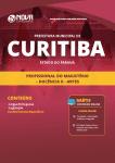 Apostila Download Prefeitura de Curitiba - PR 2019 - Profissional do Magistério - Docência II - Artes