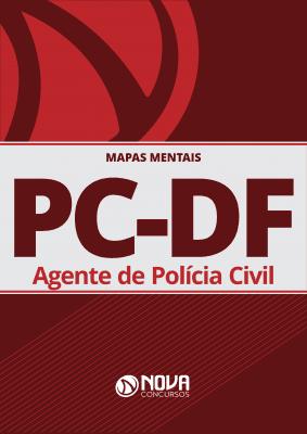 Mapas Mentais PC-DF 2019 - Agente de Polícia (PDF)