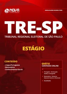 Apostila Download TRE-SP 2019 - Estágio
