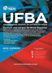 Apostila UFBA - Comum aos cargos de Nível Superior