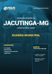 Apostila Prefeitura de Jacutinga - MG 2019 - Guarda Municipal