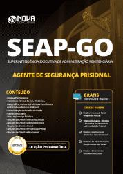 Apostila Download SEAP-GO 2019 - Agente de Segurança Prisional