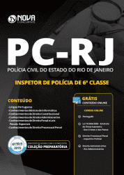 Apostila Download PC-RJ 2019 - Inspetor de Polícia de 6ª Classe