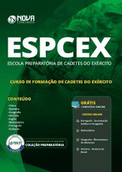 Apostila EsPCEx 2019 - Curso de Formação de Cadetes do Exército