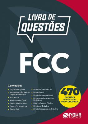 Livro de Questões FCC 2019