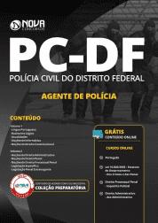 Apostila PC-DF 2019 - Agente de Polícia