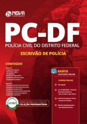 Apostila Download PC-DF 2019 - Escrivão de Polícia