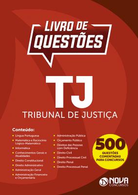 Livro de Questões TJ - Tribunal de Justiça 2019