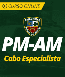 Curso Online PM-AM 2019 - Cabo Especialista