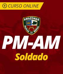 Pacote Completo PM-AM - Soldado