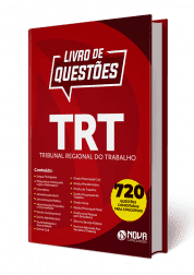 Livro de Questões TRT - Tribunal Regional do Trabalho 2019