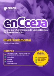 Apostila ENCCEJA 2019 - Ensino Fundamental