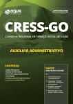 Apostila Download CRESS-GO 2019 - Auxiliar Administrativo