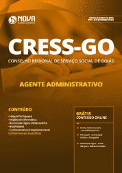 Apostila CRESS-GO 2019 - Agente Administrativo