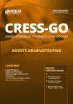 Apostila Download CRESS-GO 2019 - Agente Administrativo