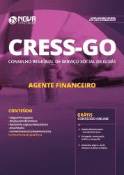 Apostila CRESS-GO 2019 - Agente Financeiro