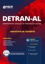 Apostila Download DETRAN-AL 2019 - Assistente de Trânsito