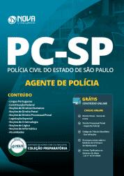 Apostila Download PC-SP 2019 - Agente de Polícia