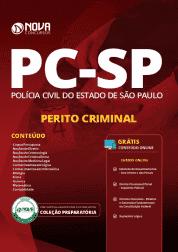 Apostila Download PC-SP 2019 - Perito Criminal