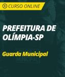 Curso Online Prefeitura de Olímpia - SP 2019 - Guarda Municipal
