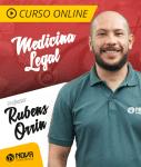 Curso Online Medicina Legal com o Professor Rubens Orrin