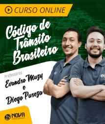Curso Código de Trânsito Brasileiro - Evandro Muzy e Diego Pureza
