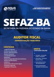 Apostila Download SEFAZ-BA 2019 - Auditor Fiscal - Administração Tributária