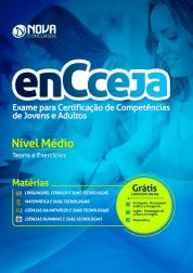 Apostila ENCCEJA 2019 - Ensino Médio