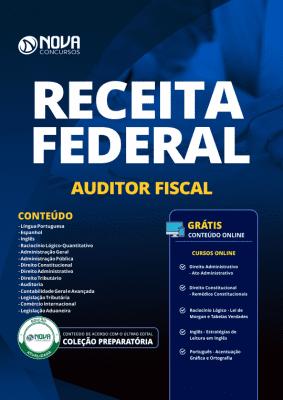 Apostila Receita Federal 2019 - Auditor Fiscal