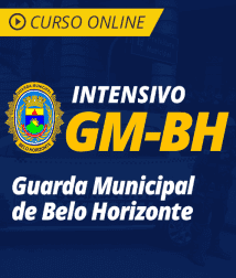 Intensivo Guarda Municipal de BH