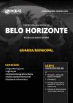 Combo Digital Guarda Municipal de Belo Horizonte 2019 (Apostila Digital + Mapas Mentais)