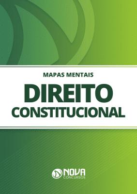 Combo de Mapas Mentais de Direito Constitucional