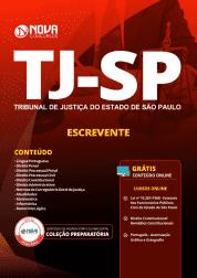 Apostila TJ-SP 2019 - Escrevente