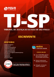 Download Apostila TJ-SP 2019 - Escrevente
