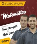 Curso Matemática - Bruno Chieregatti e João Brasil