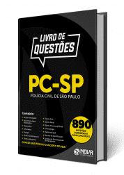 Livro de Questões PC-SP 2019