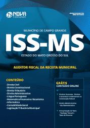 Apostila Prefeitura de Campo Grande - MS (ISS Campo Grande) 2019 - Auditor Fiscal da Receita Municipal