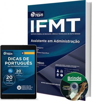 Apostila IFMT - Assistente em Administração