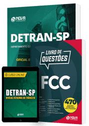 Combo DETRAN-SP 2019 - Oficial Estadual de Trânsito