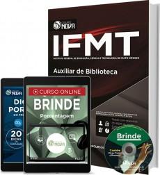 Apostila IFMT - Auxiliar de Biblioteca