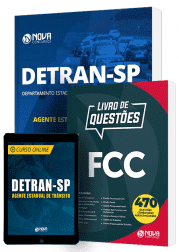 Combo DETRAN-SP 2019 - Agente Estadual de Trânsito