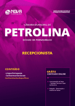 Download Apostila Câmara de Petrolina - PE 2019 - Recepcionista
