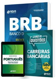 Combo BRB-DF 2019 - Escriturário
