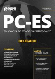 Download Apostila PC-ES 2019 - Delegado