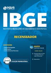 Apostila IBGE 2019 - Recenseador