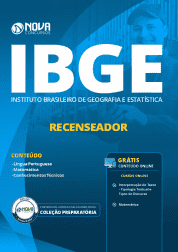 Download Apostila IBGE 2019 - Recenseador