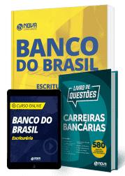 Combo Banco do Brasil 2019 - Escriturário