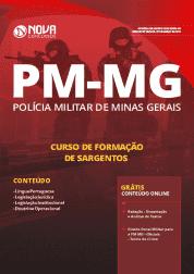 Download Apostila PM-MG 2019 - Curso de Formação de Sargentos